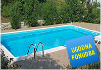 Bazeni Easy Pool plus za samoizgradnjo