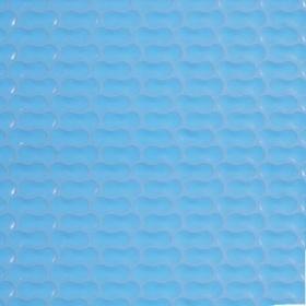Nezarobljeno termo pokrivalo za bazen -PROSOJNO MODRO