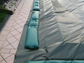 Zimsko pokrivalo za bazen - ECOCOVER