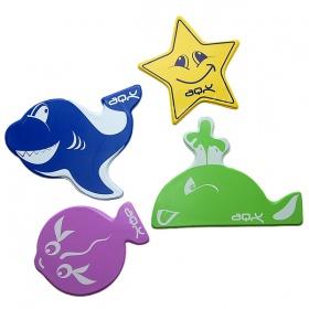 Potapljajoče se živalice - igrača za urjenje vodnih spretnosti