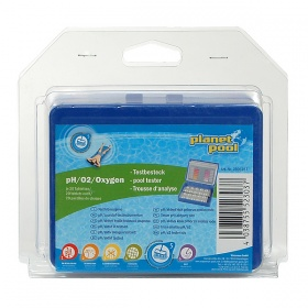 Pooltester OXYGEN -  pH - PLANET POOL