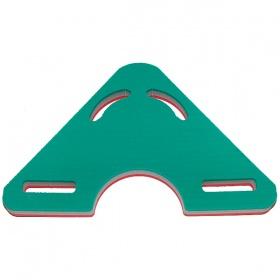 Plavalna deska - plavalna plošča 60 x 42 x 3,5 cm