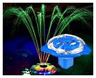 Luči in svetlobni efekti za bazene